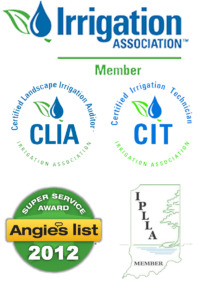 certified irrigation contractor